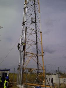 Tower & Foundation Strengthening